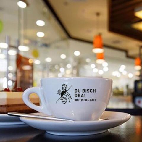 Kaffeetasse; Zürich, DuBischDra; Brettspiel