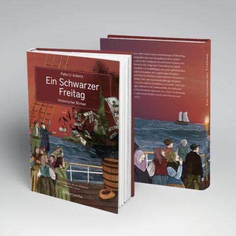 Ein Schwarzer Freitag by Peter Arbenz